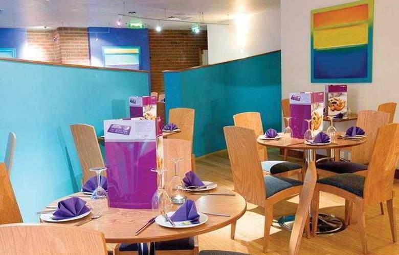 Premier Inn Lauriston Place - Restaurant - 3