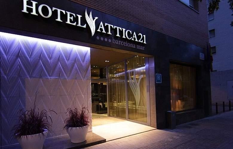 Attica21 Barcelona Mar - Hotel - 0