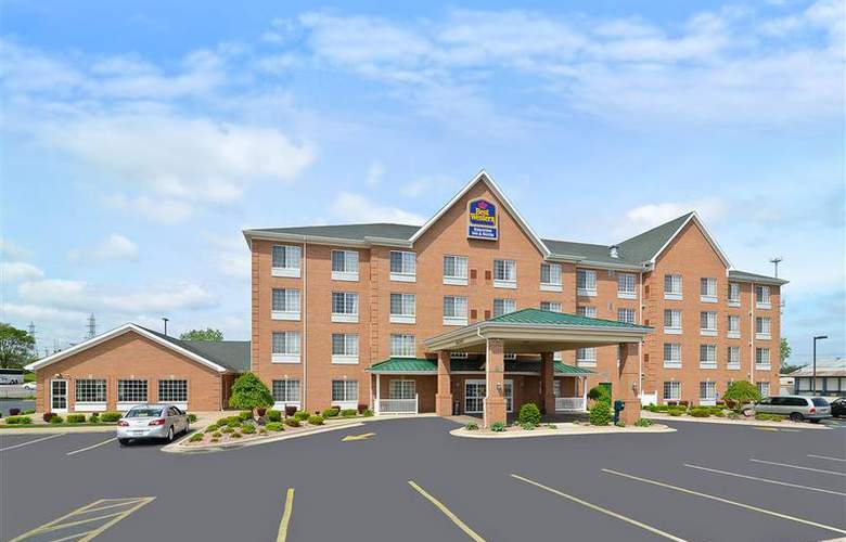 Best Western Executive Inn & Suites - Hotel - 82