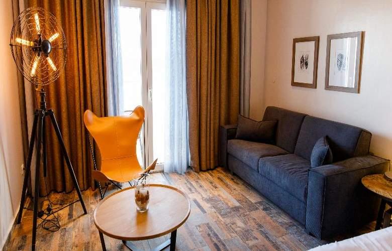 Golden Star Hotel - Room - 18