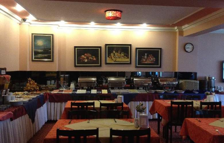 Hotel Capital - Restaurant - 6