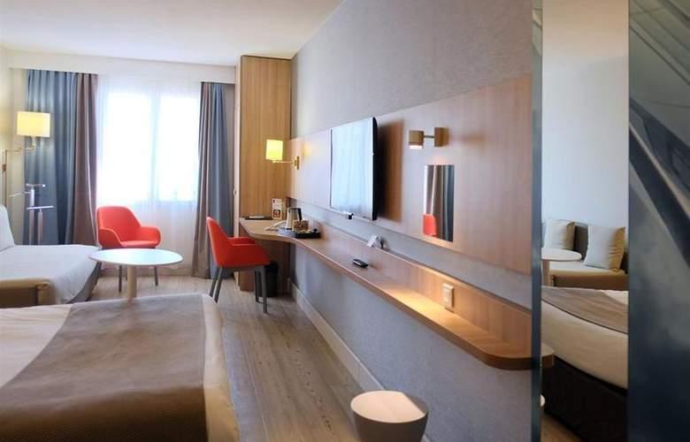 Best Western Ajaccio Amiraute - Room - 0