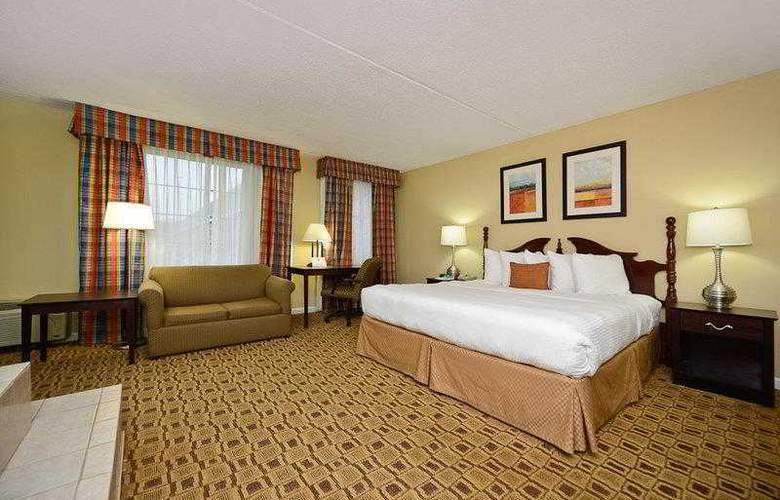 Best Western Lexington Conference Center Hotel - Hotel - 63