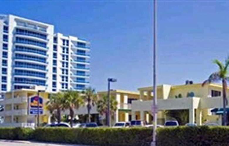 Best Western Oceanfront Suites - Hotel - 0