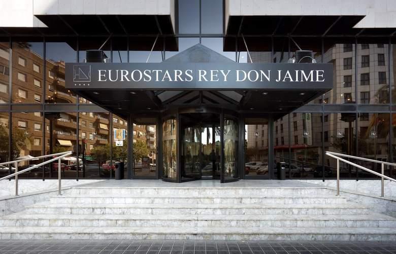 Eurostars Rey Don Jaime - Hotel - 0