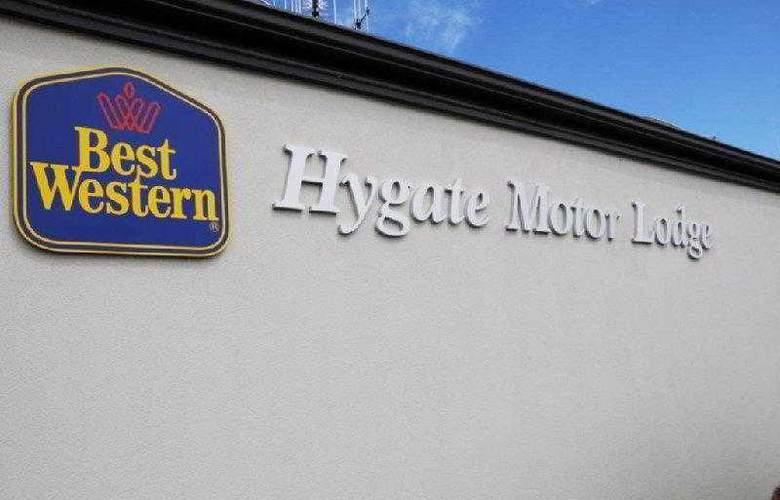 Best Western Hygate Motor Lodge - Hotel - 1