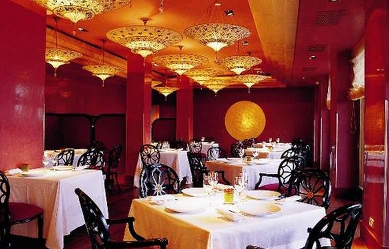 Gran Hotel la Florida - Restaurant - 11