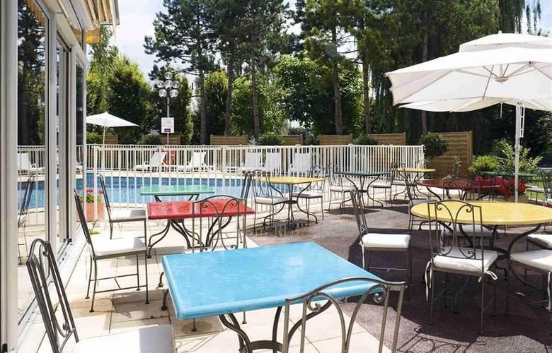 Mercure Beaune Centre - Restaurant - 90