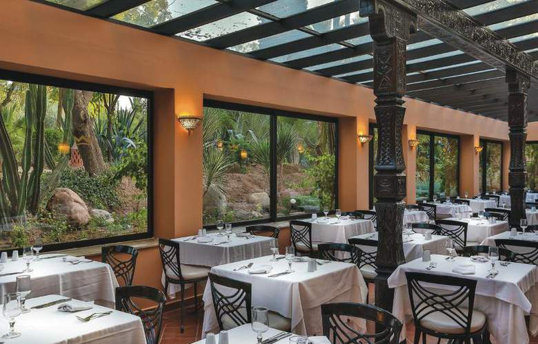 Hotel Riu Tikida Garden - Restaurant - 32