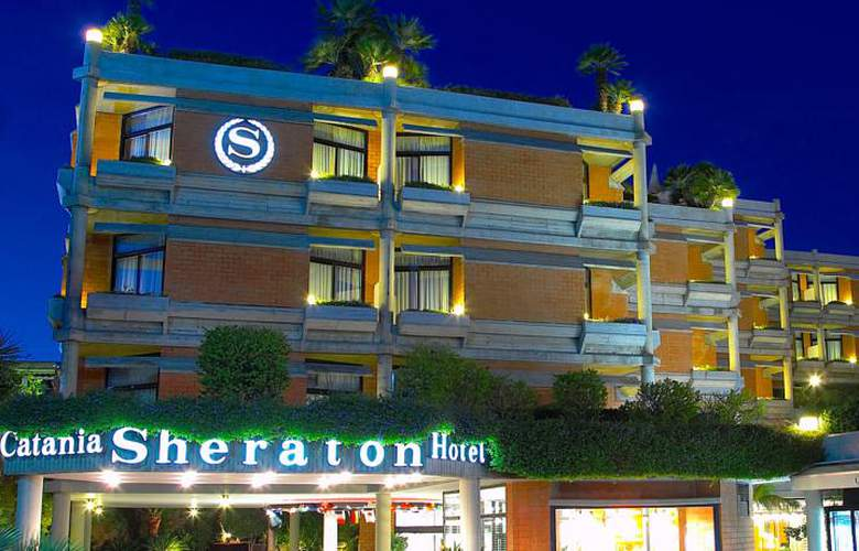 Four Points by Sheraton Catania Hotel & Conference - Hotel - 9