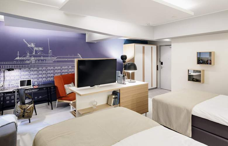 Indigo Helsinki - Boulevard - Room - 27