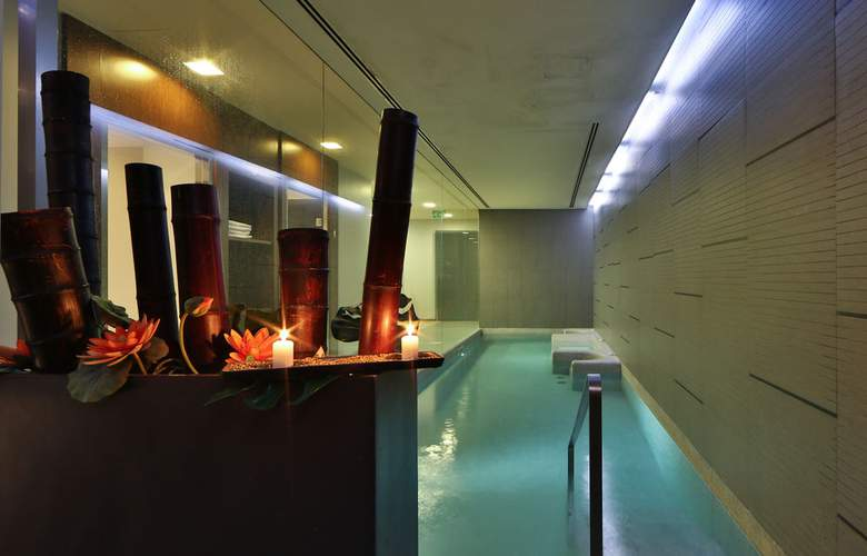 Best Western Hotel Goldenmile Milan - Spa - 18