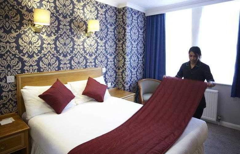 Best Western Cumberland - Hotel - 57