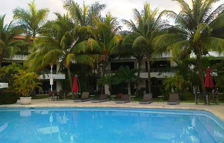 Sina Suites - Terrace - 20