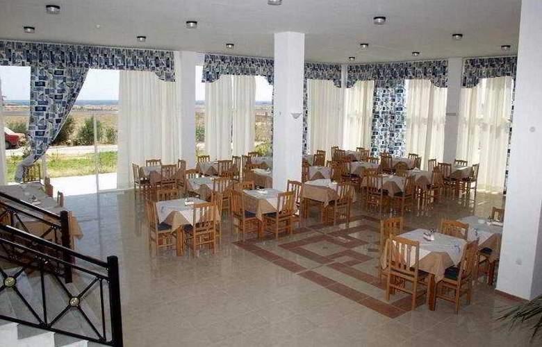 Evripides Village - Restaurant - 8