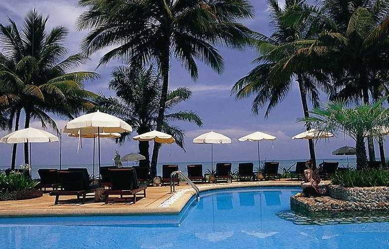 Khao Lak Palm Beach Resort - Pool - 5