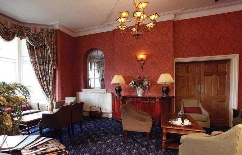 Best Western Glendower - Hotel - 41