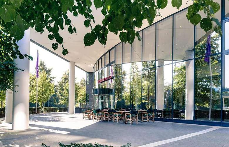 Mercure Duesseldorf Seestern - Hotel - 43