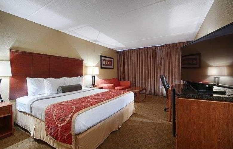 Best Western Charlotte Matthews - Hotel - 27
