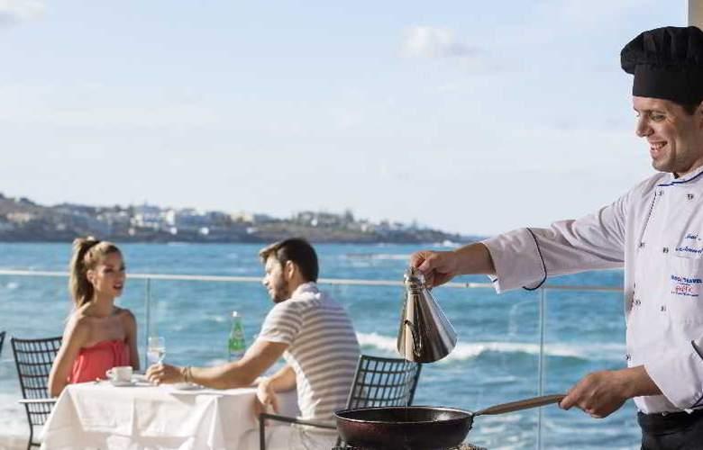 Sentido Anthoussa Resort & SPA - Restaurant - 5