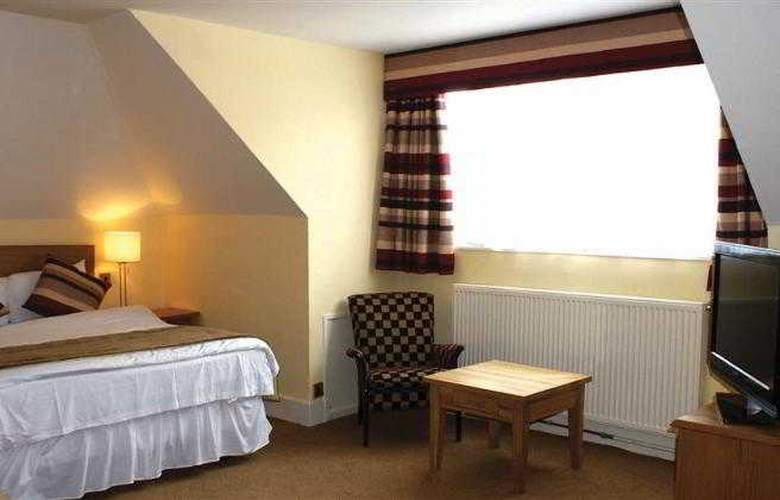 Best Western Linton Lodge Oxford - Hotel - 63