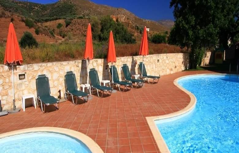 Hermes hotel - Pool - 5