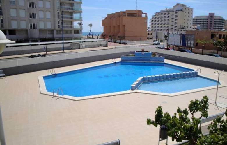 Argenta-Caleta 3000 - Pool - 2