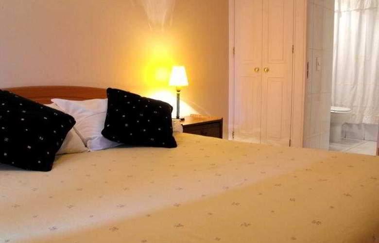 Aconcagua Las Condes Apart Hotel - Room - 4