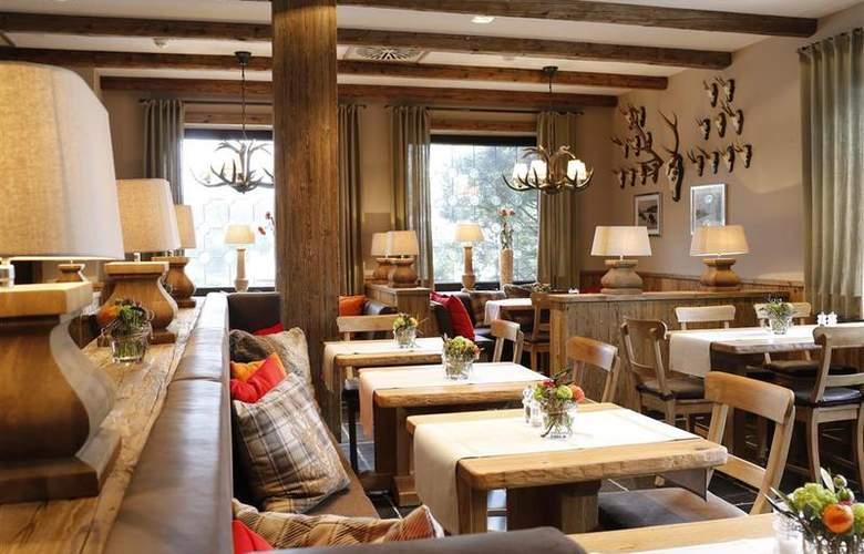 Best Western Parkhotel Wittekindshof - Restaurant - 23