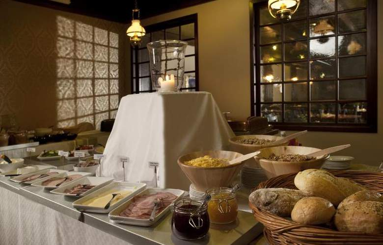 BEST WESTERN Nya Star Hotel - Restaurant - 20