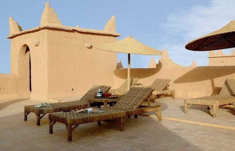 Kasbah Imdoukal - Terrace - 5