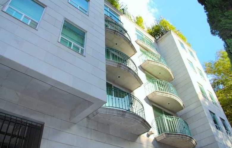 Suites Hipólito Taine - Hotel - 2