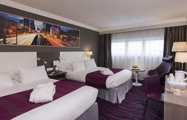 Best Western Plus Paris Orly - Room - 32