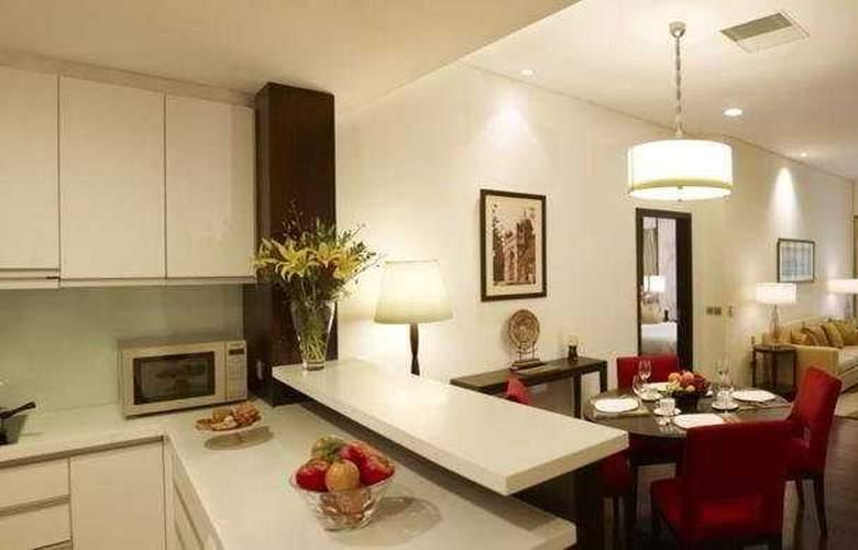 Somerset Greenways Chennai - Room - 4