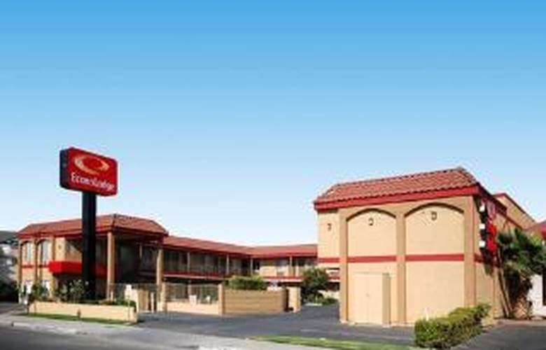 Econo Lodge Near Home Depot Center - Hotel - 0