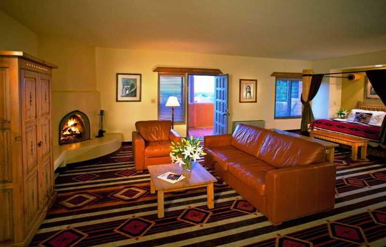 Lodge at Santa Fe - Room - 8