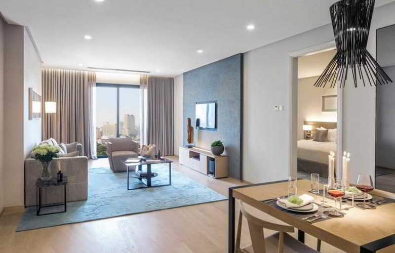 Fraser Residence Kuala Lumpur - Room - 1