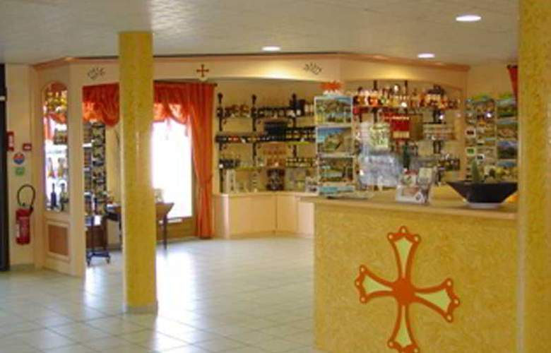 Interhotel Les Oliviers - Hotel - 0