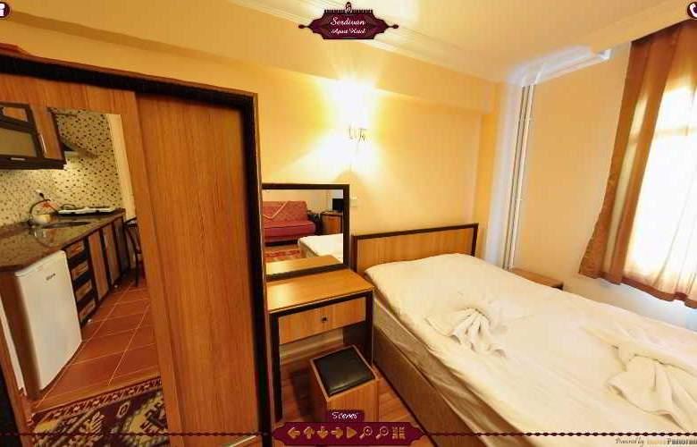 Serdivan Hotel - Room - 7