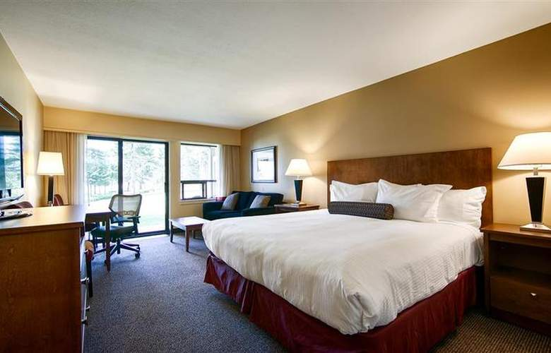 Best Western Plus Inner Harbour - Room - 146