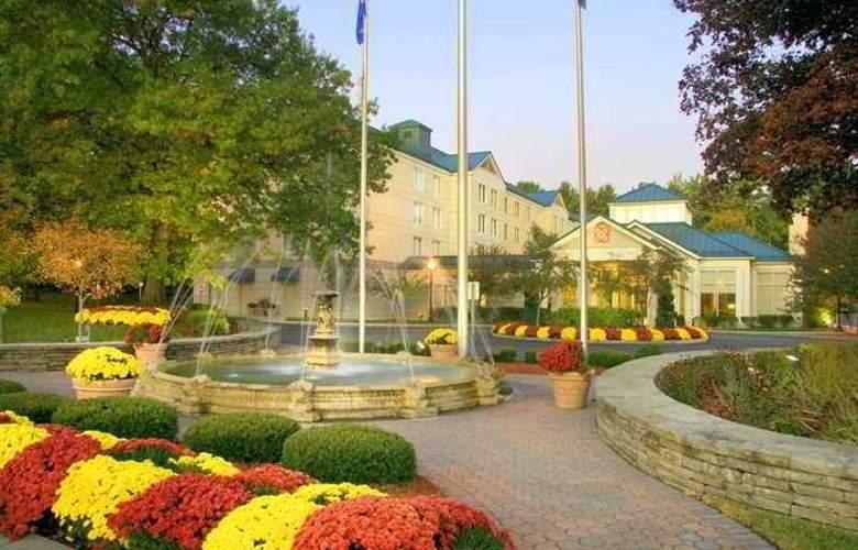 Hilton Garden Inn Saratoga Springs - Hotel - 0