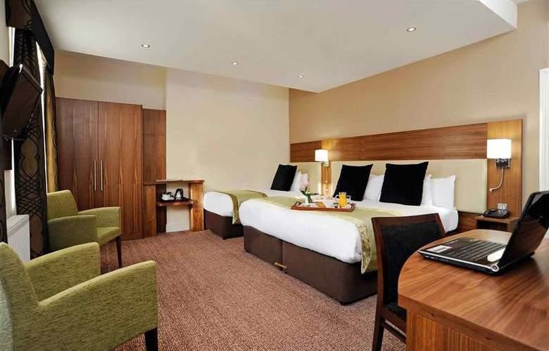 Mercure London Bloomsbury - Room - 39