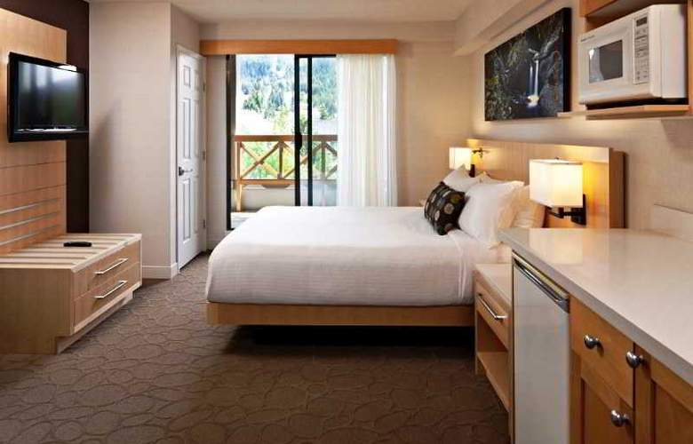 Delta Whistler Village Suites - Room - 7