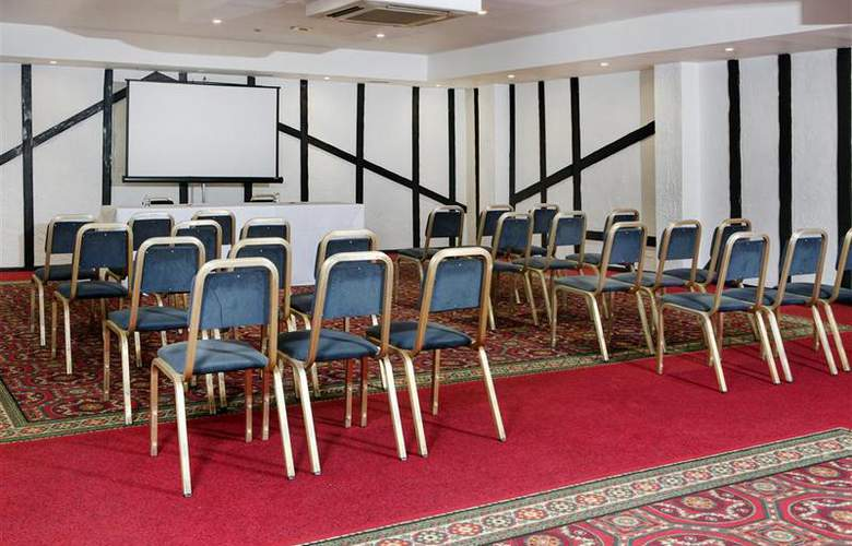 Best Western Donnington Manor - Conference - 37