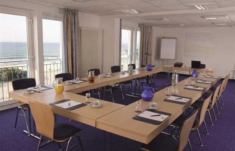 Best Western Hanse Hotel Warnemuende - Conference - 66