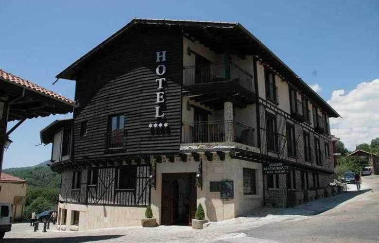 Villa De Mogarraz Hotel Spa - Hotel - 0