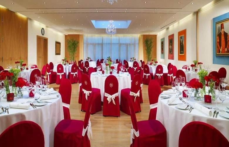 Arabella Sheraton Hotel Carlton - Restaurant - 9