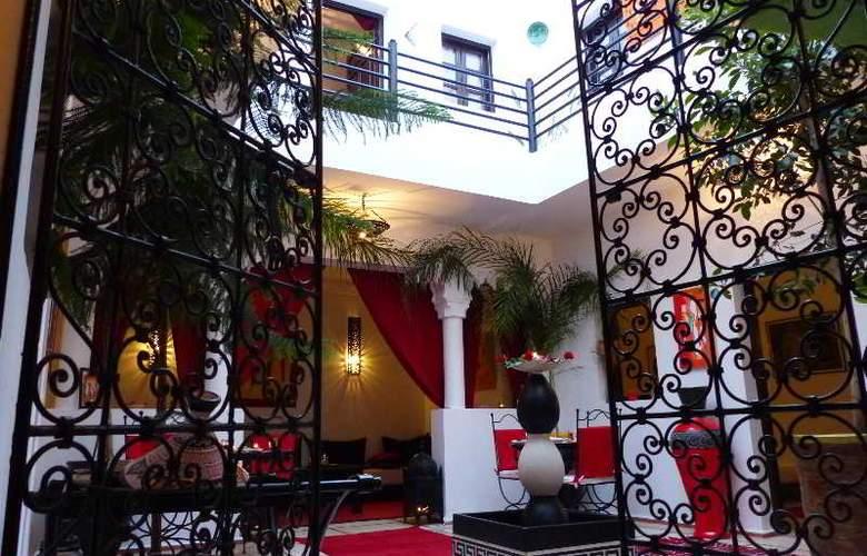 Riad Hcekarram - Hotel - 0
