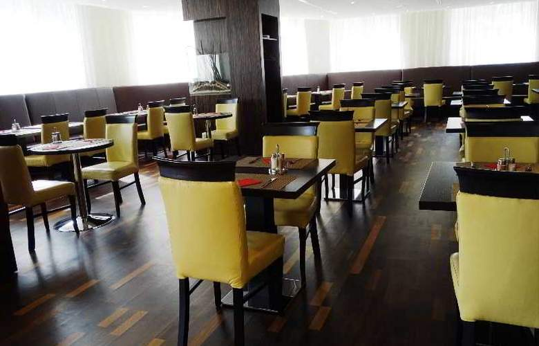 Best Western Plus Amedia Art Salzburg - Restaurant - 28