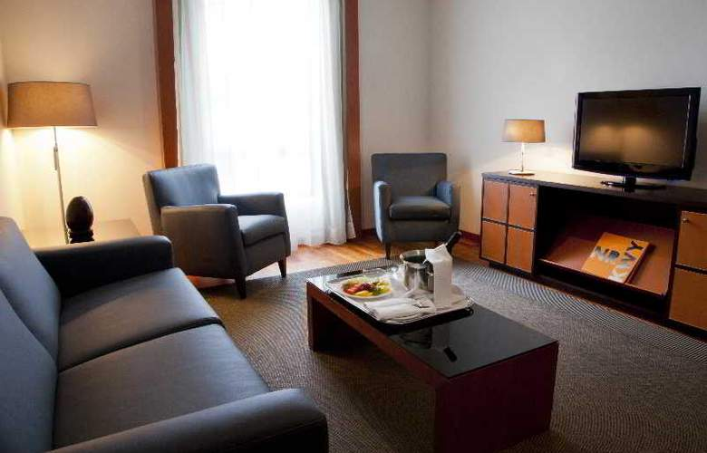 Eurostars Lisboa Parque - Room - 31